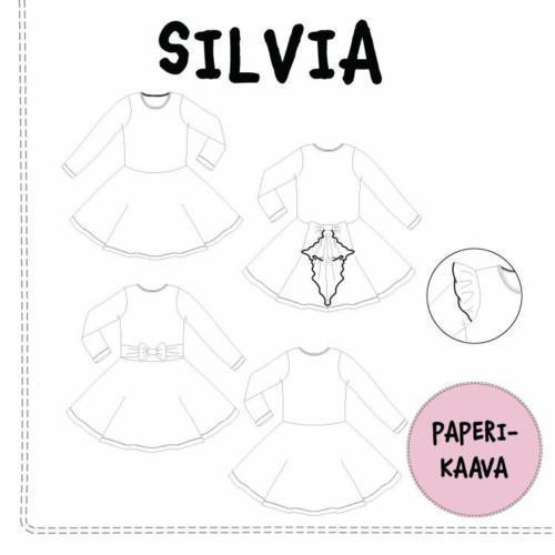 Silvia_kaava_Ainoa_IhkaClothing