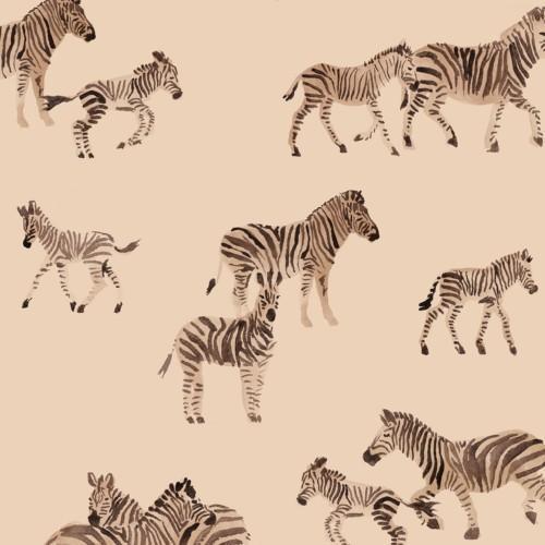 FamilyFabrics_zebra_savanna_IhkaClothing